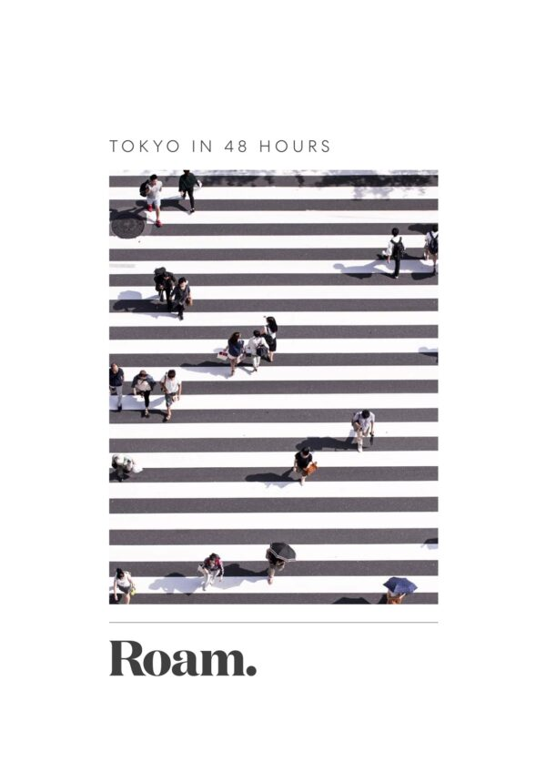 Tokyo in 48 Hours Travel Guide