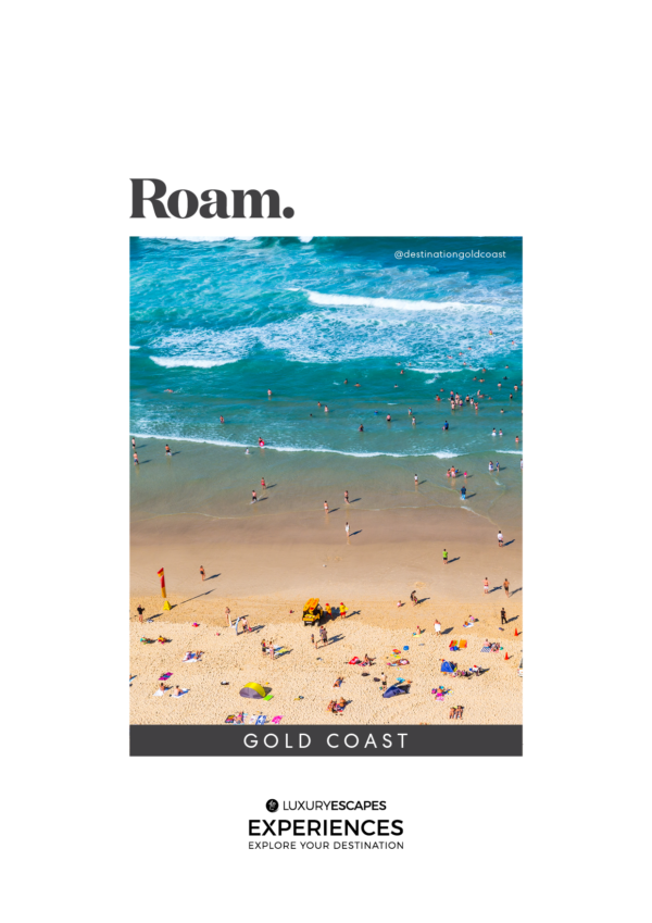 Gold Coast x Luxury Escapes