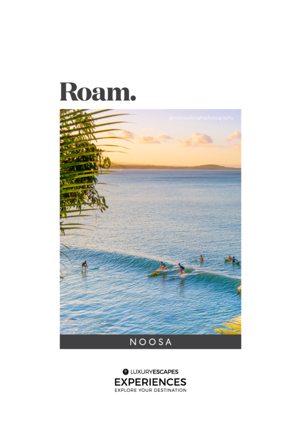 Noosa x Luxury Escapes