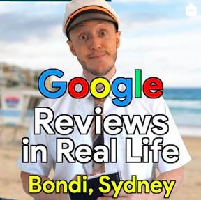 Google Review - Bondi