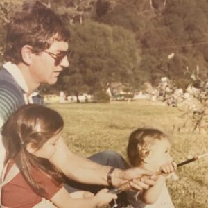 Part 1 – How losing my Dad at 5 led me to Roam